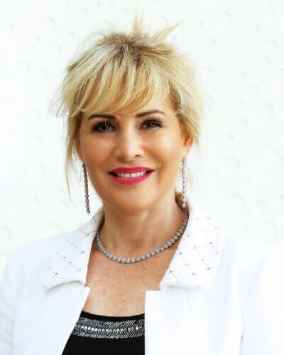 איריס שטרק, רו״ח, נשיאת לשכת רואי חשבון בישראל